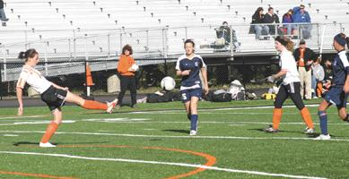 Lady Beavers shut out in finale