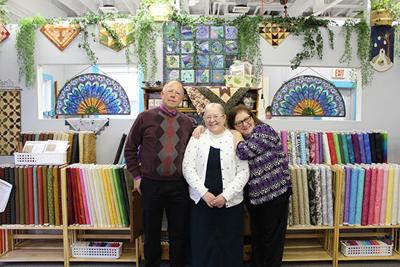 New owners find their 'stitch' at Calico Patch Quilt Shop