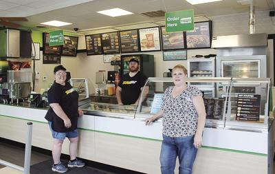Subway in town for 30 years