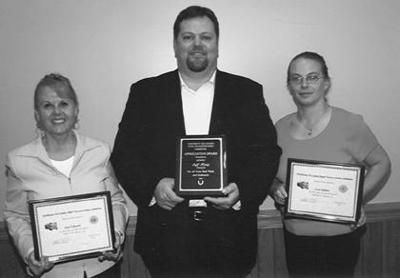 Corry area school bus drivers honored during banquet