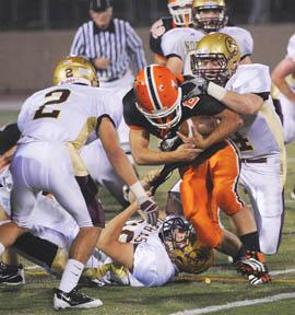 Pickers look to sting YellowJackets in Homecoming match-up