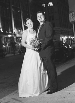 Schalles weds Battle