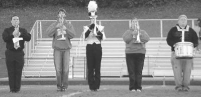Band alumni needed for Homecoming football game