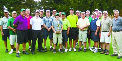 These are many of the players from the 2013 Caledonia Cup played in Union City