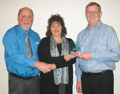 Chamber honors volunteer and 2 Corry businesses
