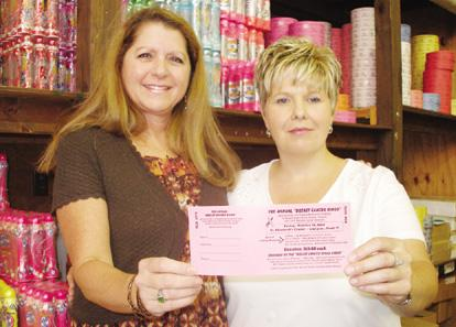 Lottery fundraiser aims to scratch out breast cancer