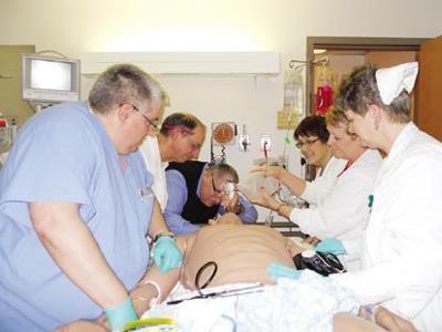 Corry Memorial Hospital aquires new training tool