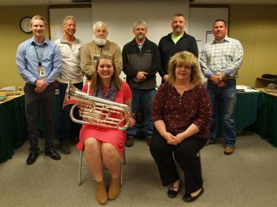 UC student takes 2nd chair at PMEA