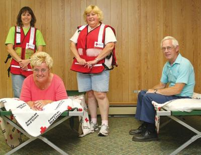 Grant helps ready disaster team