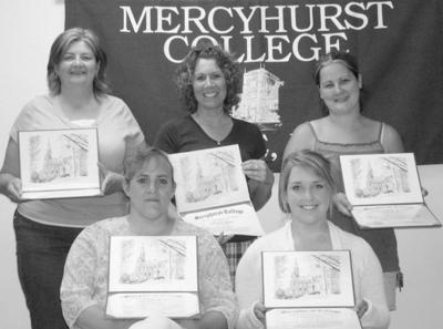5 Graduate from Mercyhurst-Corry Program