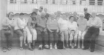 Seniors cruise Lake Erie