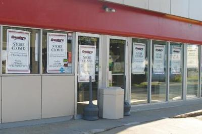 Crosby's closes but plans in works for corner lot
