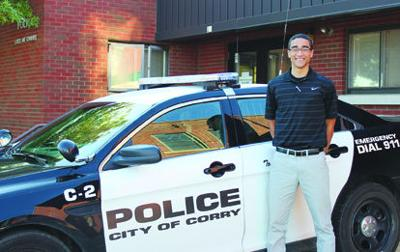 Corry City Police Department Intern