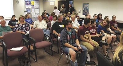 School board narrowly approves marching band staff pay increases