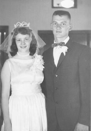 Corry couple celebrates 50th wedding anniversary