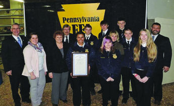 UC Future Farmers receives charter