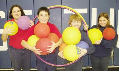 Grant sparks healthy exercises at St. Thomas School