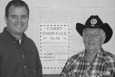 Corry Snowfall 50-50 offers opportunity to predict winter
