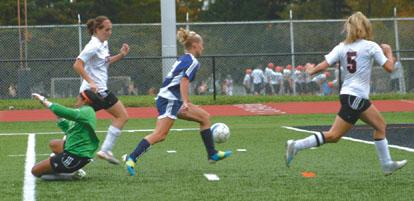 Strong start, slow finish costs Lady Beavers