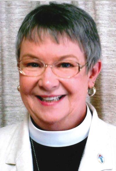 The Reverend Susan M. Scofield