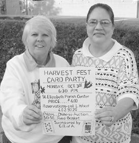Harvest Fest Card Party