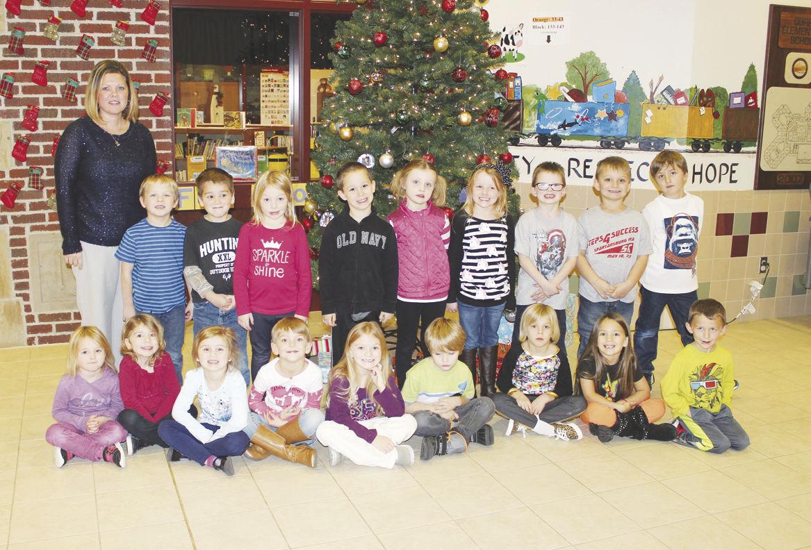Kindergarten — Becky Donovan's class