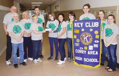 Key Club opens doors for local Tree Committee