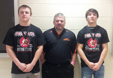 Tyler Burlew, Greg Barnett & Joey Perry