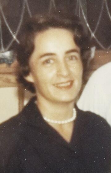 Mary Slettehaugh