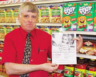 Corry store seeks to move mountains for food pantry