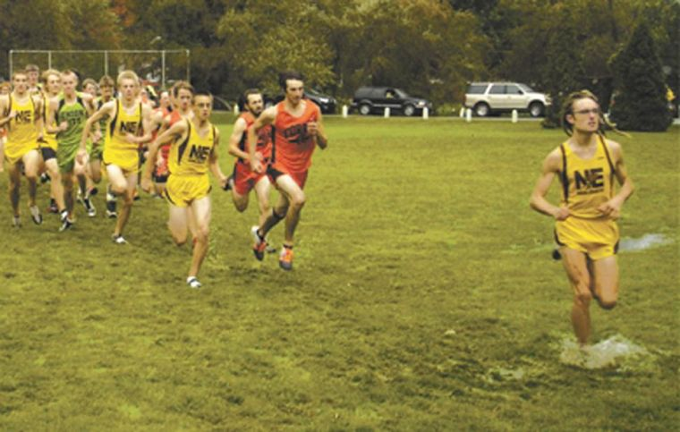 Union City girls, North East boys run to Region 4 titles at Mead Park