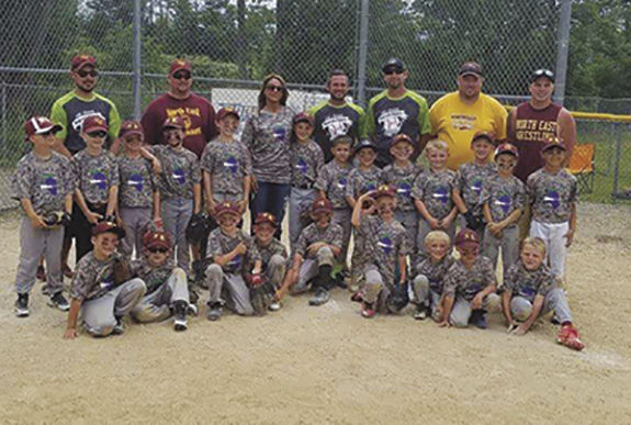 7 teams participate in Little League tourney