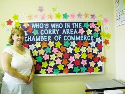 Corry Chamber director to trade position for teaching