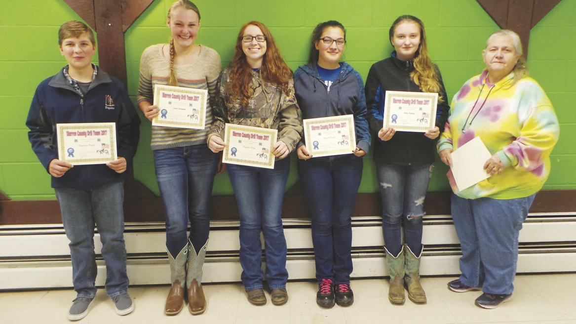 Warren County 4-H Achievement