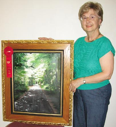 Corry artist's work judged Best of Show