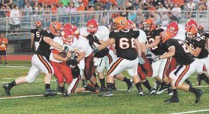 Beavers kick off season with 30-3 victory over Girard