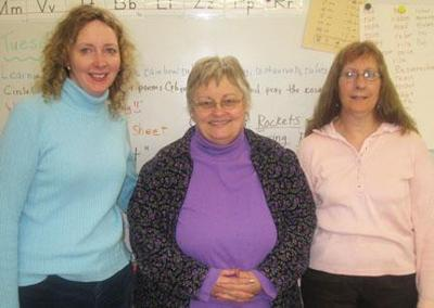St. Gregory School enhances 3-step Early Childhood Program