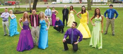 Corry to crown prom king, queen