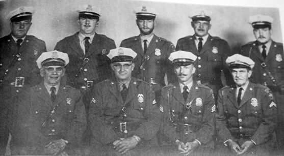 1961 Corry Police Department