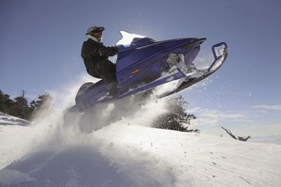 Snowmobile news