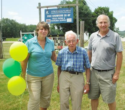 Mill marks 70 years of cooperation with farmers