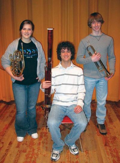 Regional musicians