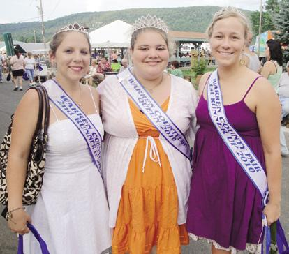 Warren County Fair Royalty