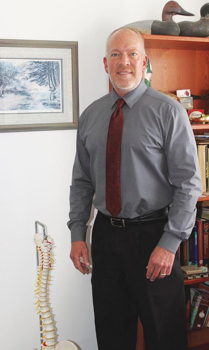 Dr. Chad Meeker