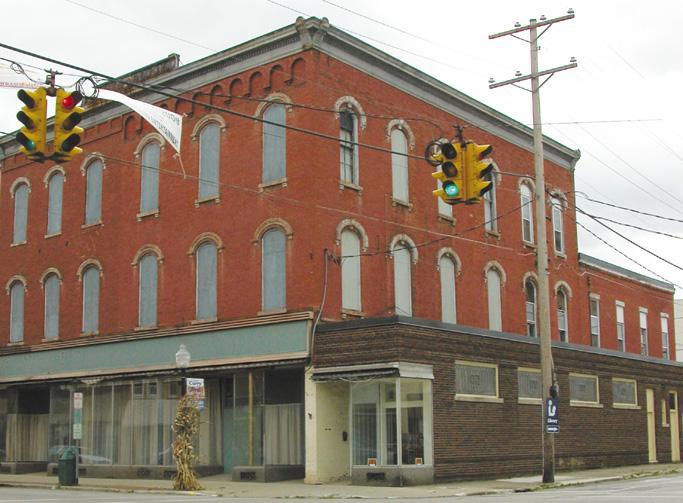 Funding will help restore landmark building