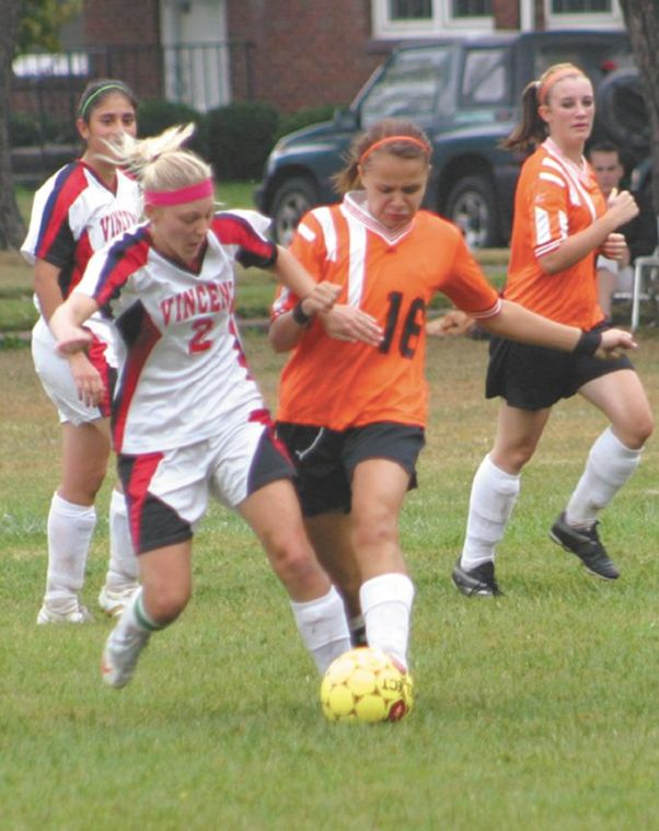 Pattersons too much for Lady Beavers in soccer