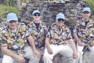 Kokomo Time Band