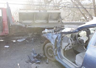 Sciota Road collision