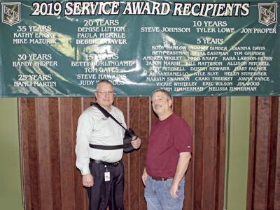 CMC honors 35 years
