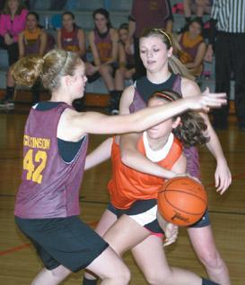 2 Lady Beavers make 2nd team
